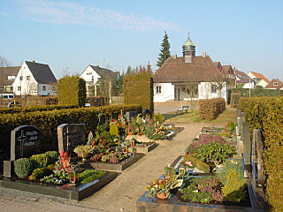 Friedhof in Hausen