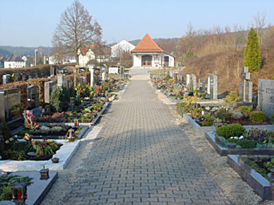 Friedhof in Wimmelbach